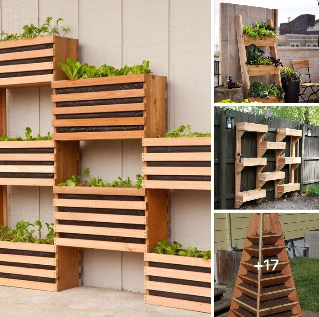Pin by A Webb on ideas | Vertical garden diy, Vertical ...