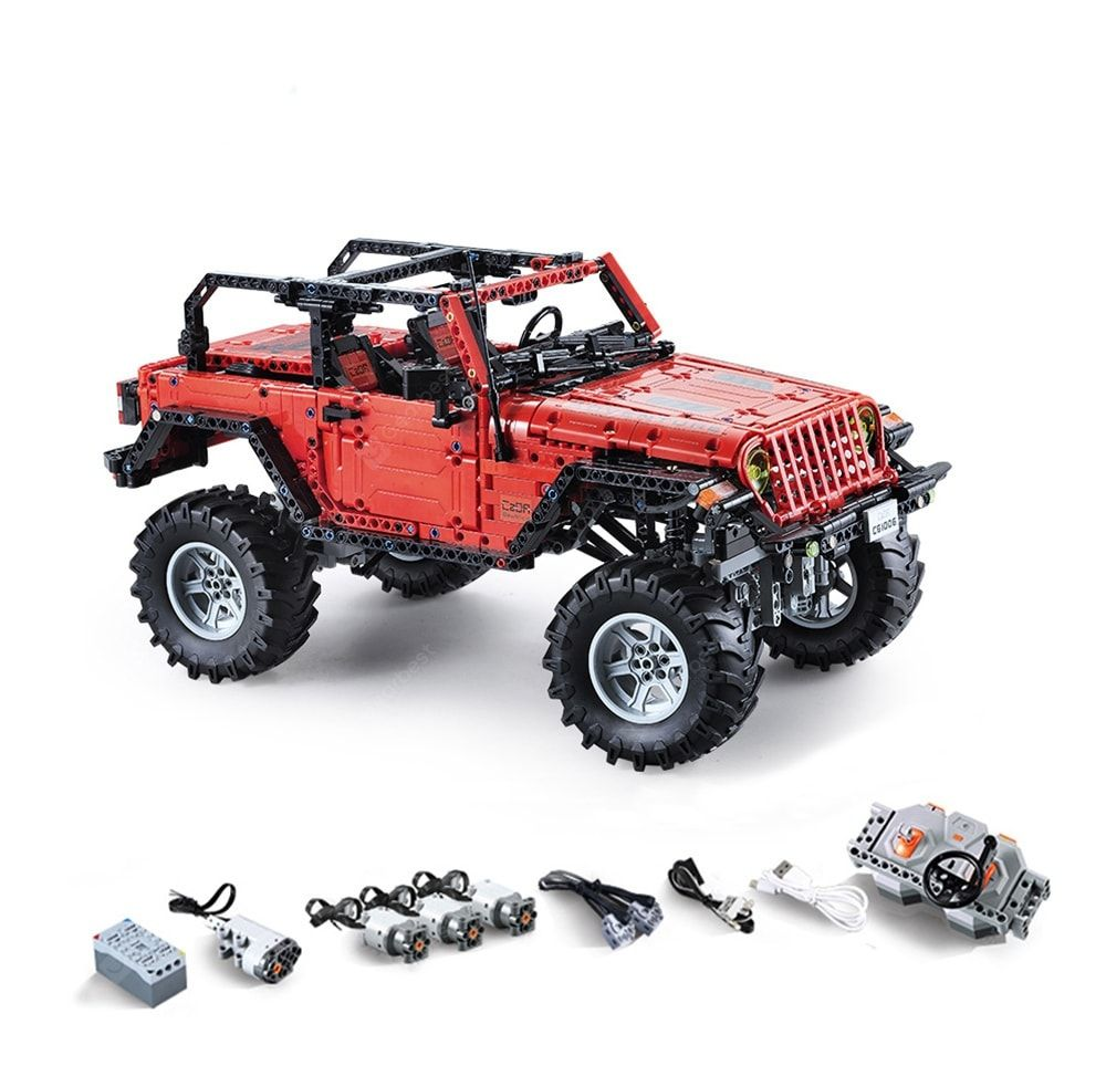 CADA C61006 Red Block Toys Sale, Price & Reviews Toys