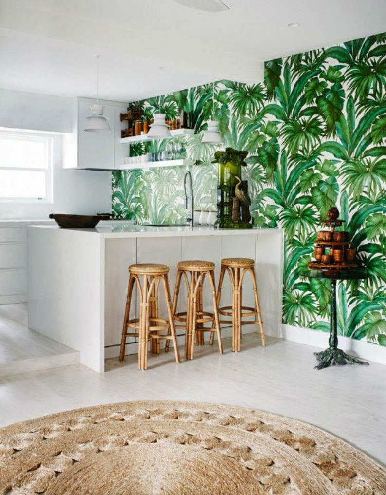 40 Amazing Interior Design Tips With Greenery Pantone Color of 2017 ...