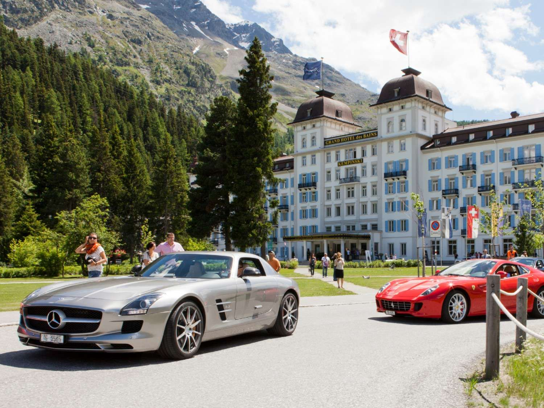 St Moritz Kempinski Grand Hotel Des Bains Grand Hotel Hotel 5 Star Hotels