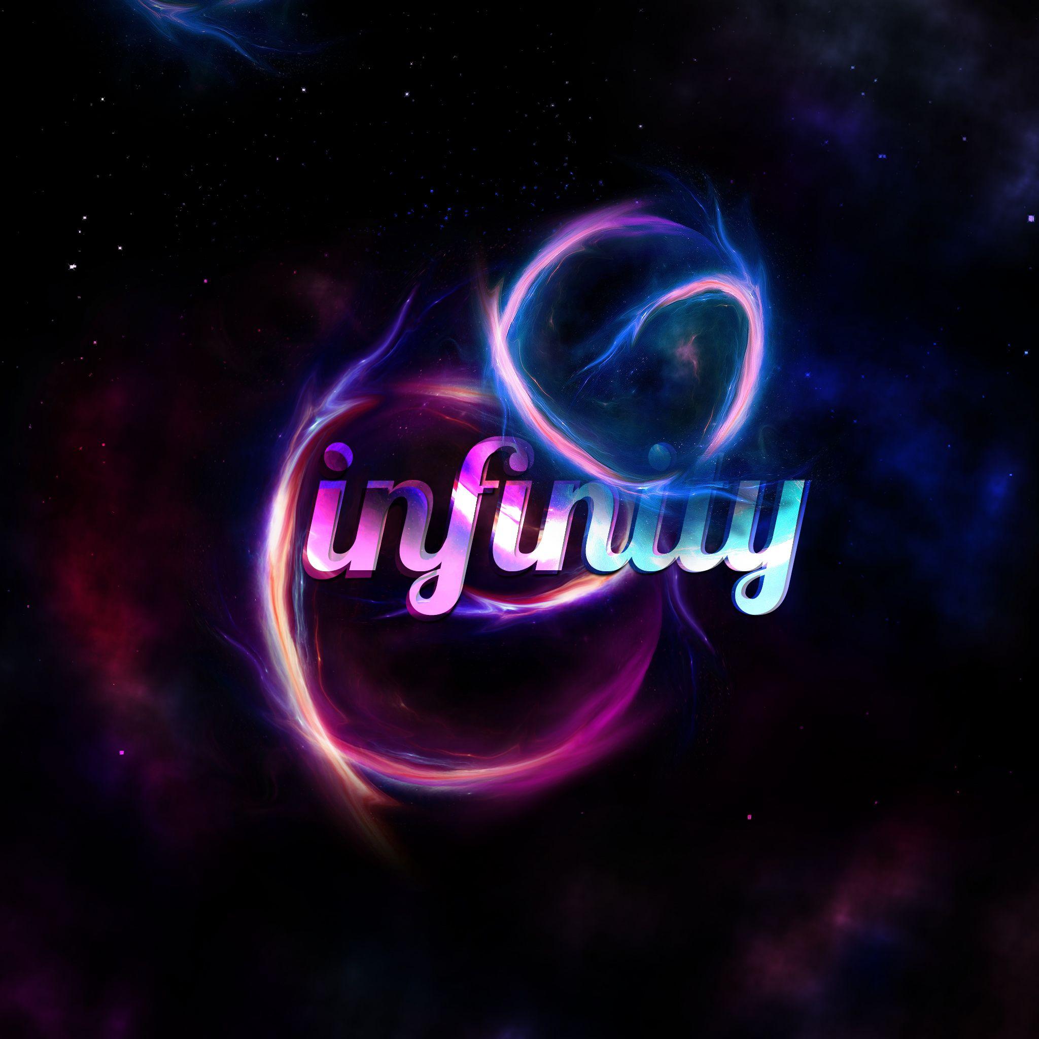 Infinity Sign Wallpaper Galaxy