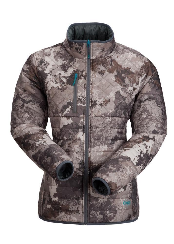 150e3f2a28b Plus Size Kilima Reversible Puff Jacket - Alpine