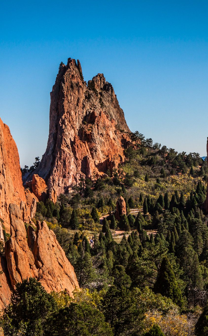 Garden of The Gods | Travel | Vacation Ideas | Road Trip | Places to ...