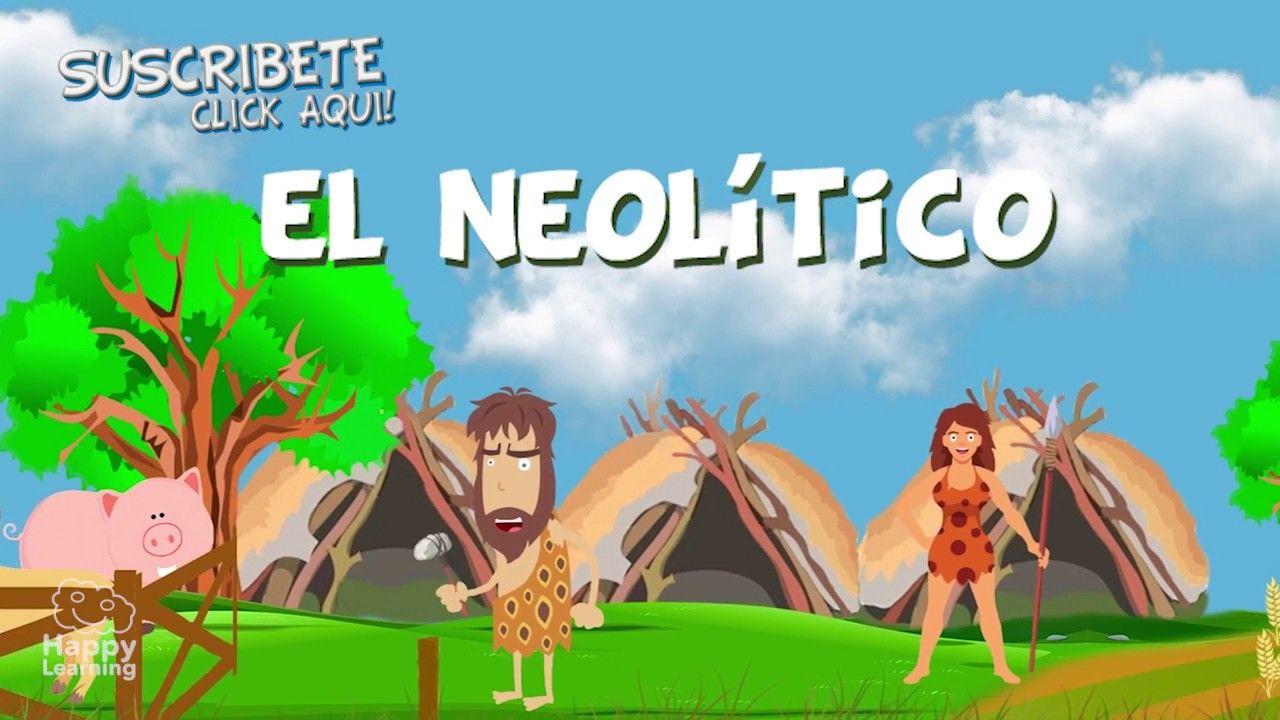 El Neolítico. Vídeos educativos para niños