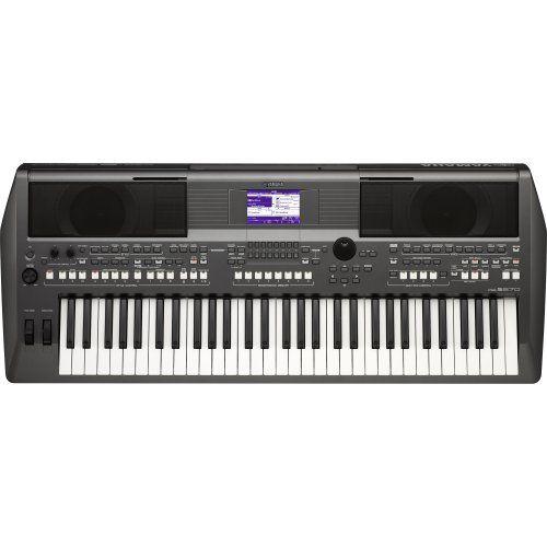 Teclado Arranjador PSR-S670 com Fonte Bivolt Yamaha http://www.supergadgets.com.br/teclado-arranjador-psr-s670-com-fonte-bivolt-yamaha #keyboard #yamaha #supergadgets