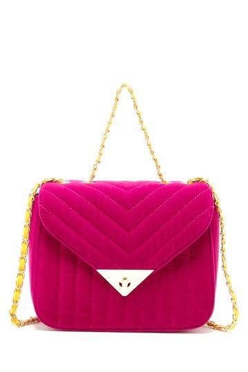 Nila Anthony Chain Link Crossbody Bag on HauteLook