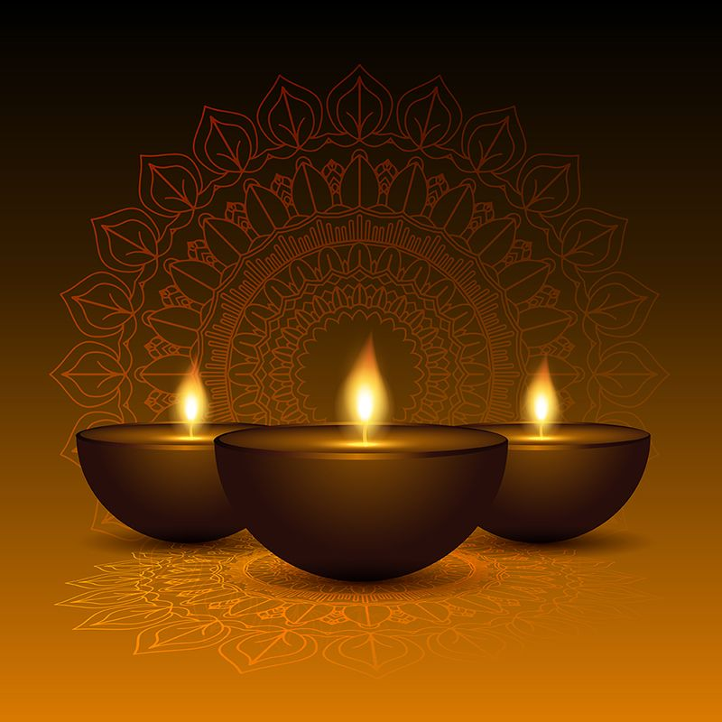 Decorative Diwali Lamp Background 0510 Deepavali Diya Tamil Png And Vector With Transparent Background For Free Download Diwali Lamps Diwali Navratri Wallpaper