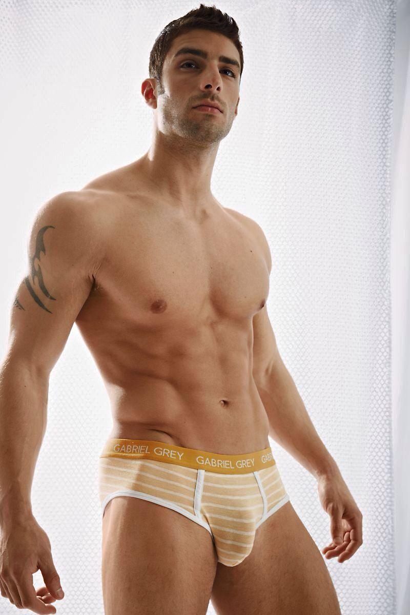 Gabriel Grey Underwear  8e3294dc2bc5