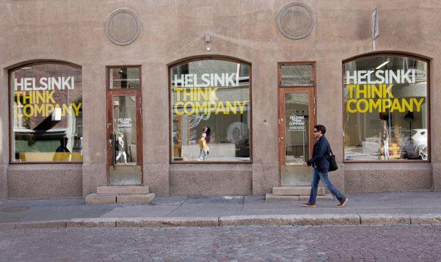 Helsinki Think Company interior design
