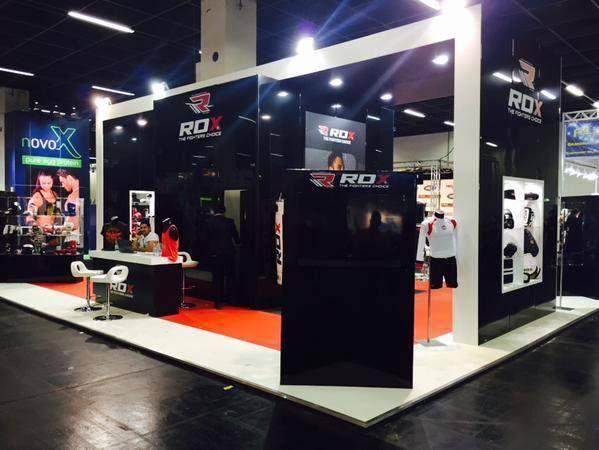 RDX Sports at FIBO, 9th-12th April, 2015