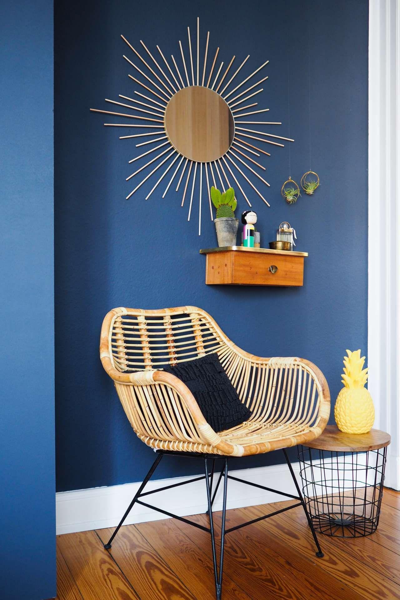 Zimmerfarbe stil mexikanische wohnwelt  tipps wie du dein zuhause im boho style