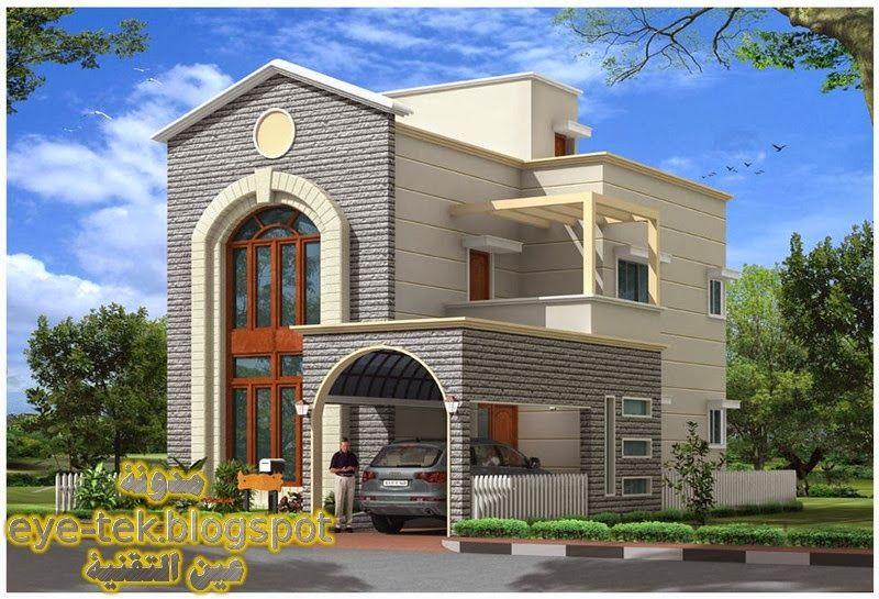 Lمخططات فلل فخمة و قصور قمة في الروعة ج1 منتديات الجلفة لكل الجزائريين و العرب House Design Duplex House Design My House Plans