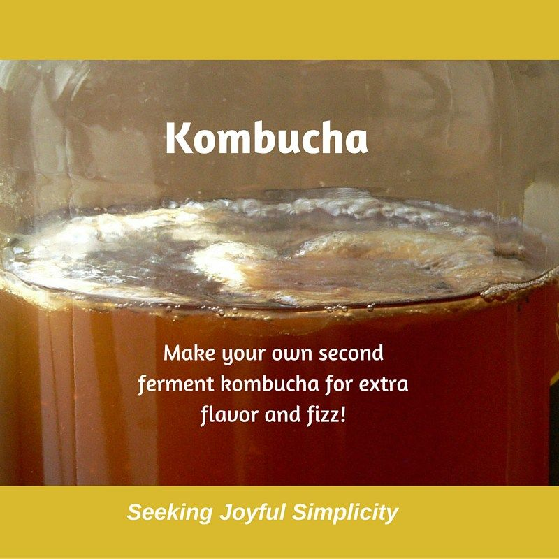 Waking up my sleeping Kombucha mother, I made a batch and then began a second fermentation using raspberries. What a burst of color! Tangy, sweet, and refreshing. It seems kombucha beverages are ev…