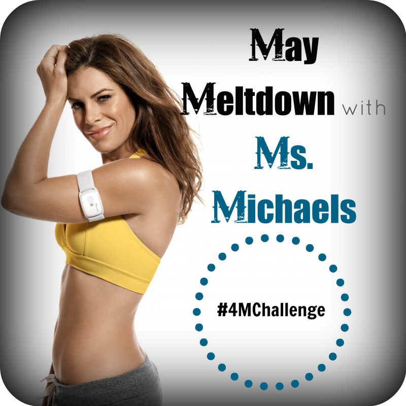 A Step in the Right Direction - another May Challenge #4MChallenge