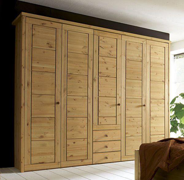 TOP 5 schlafzimmerschrank echtholz mit Bildern ...