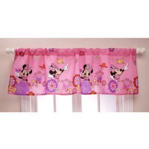 Disney Minnie Mouse Fluttery Friends 4pc Toddler Bedding ...