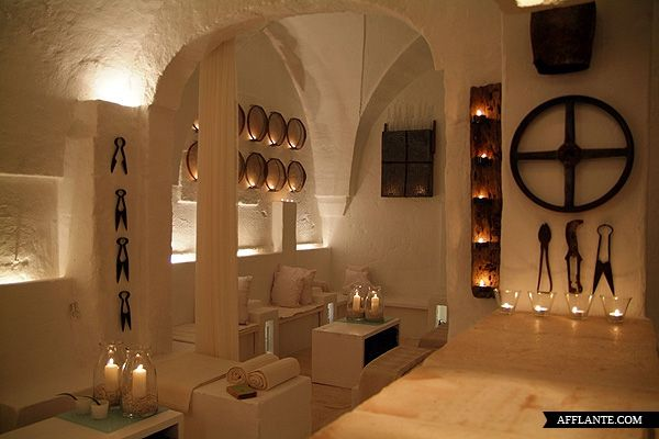 Masseria Cimino Hotel in Mediterranean Style | Afflante.com