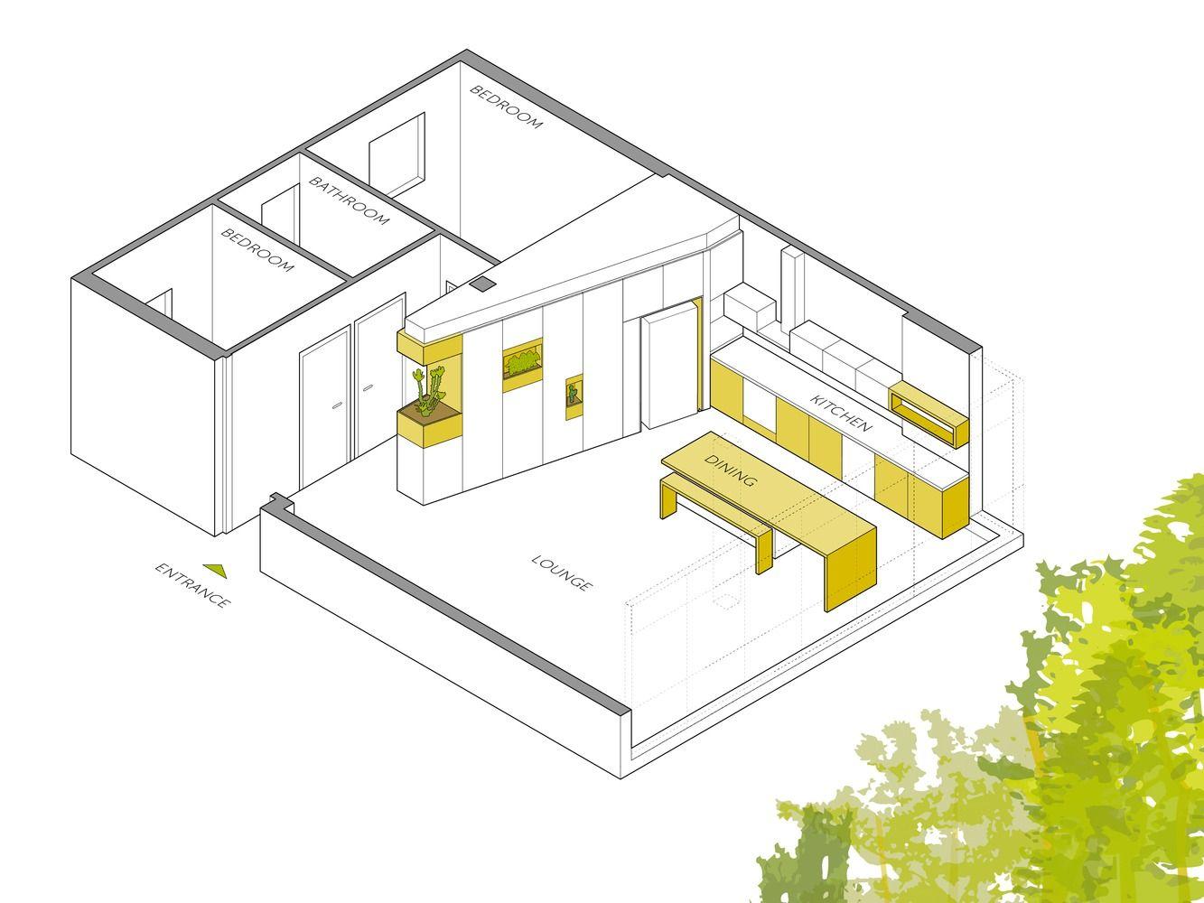 Gallery of Apartment in Ramat Gan / Itai Palti - 12