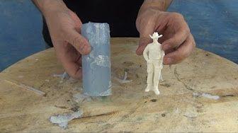 Sculpt Nouveau Mold Release Youtube Como Hacer Moldes Hacer Moldes De Silicona Moldes De Silicona