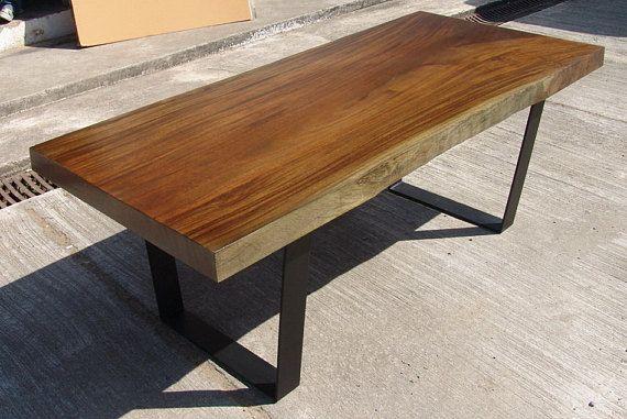Goldene Akazienholz zurückgefordert einzigen Platte