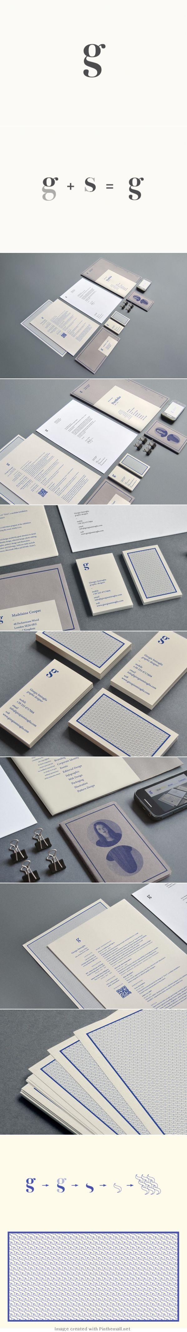 logo corporate photo visual graphic identity kraft paper design