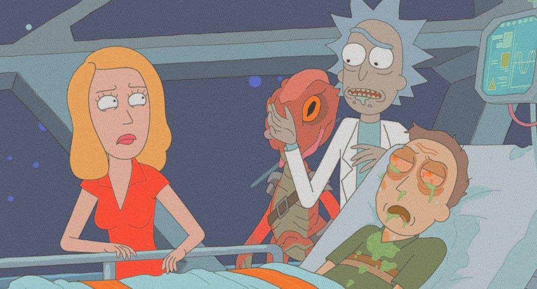 Rick And Morty Rick And Morty Season Rick And Morty Morty