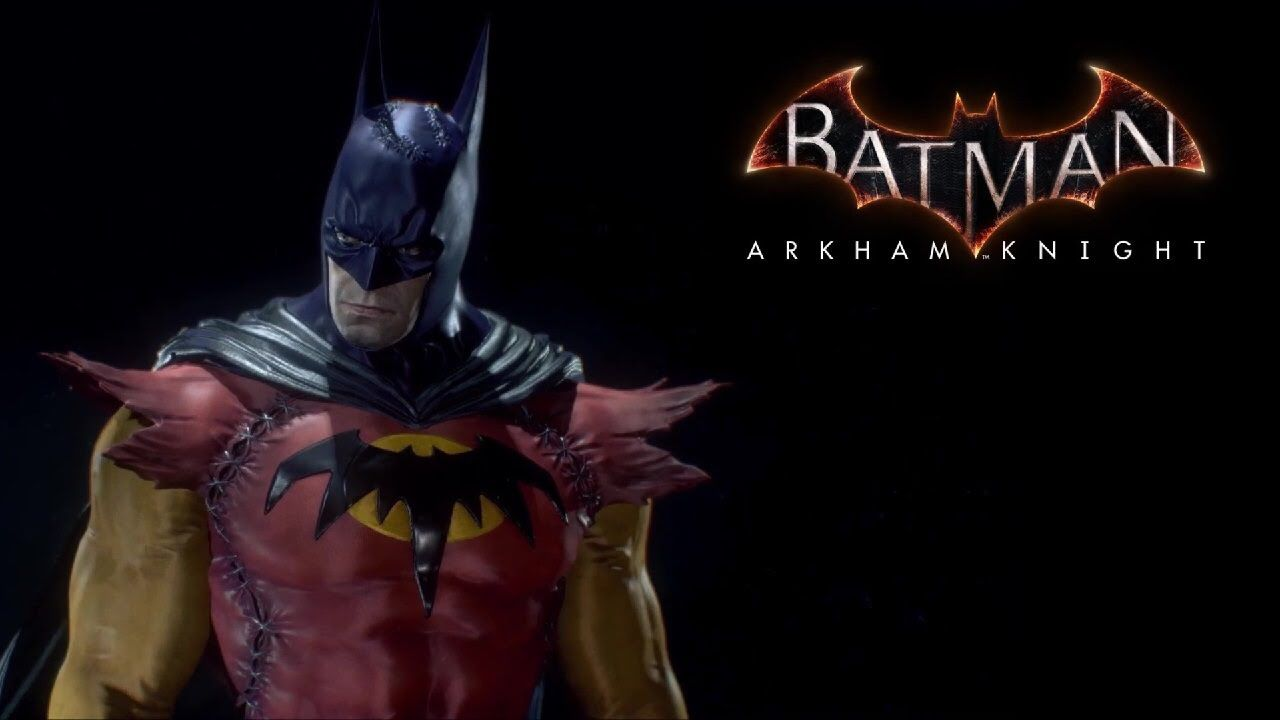 Batman Arkham Knight Zur En Arrh Suit With Images Batman