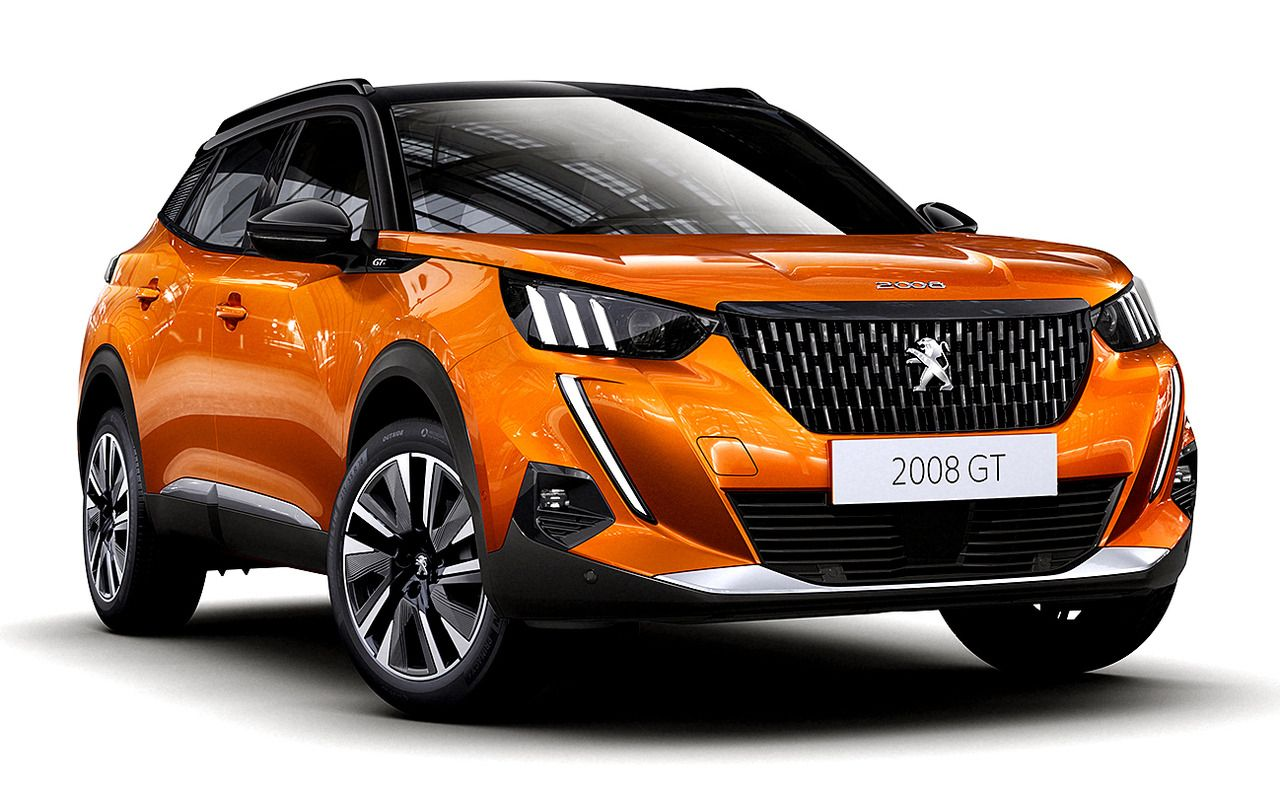 Peugeot 2008, 2020. PSA have revealed their new compact