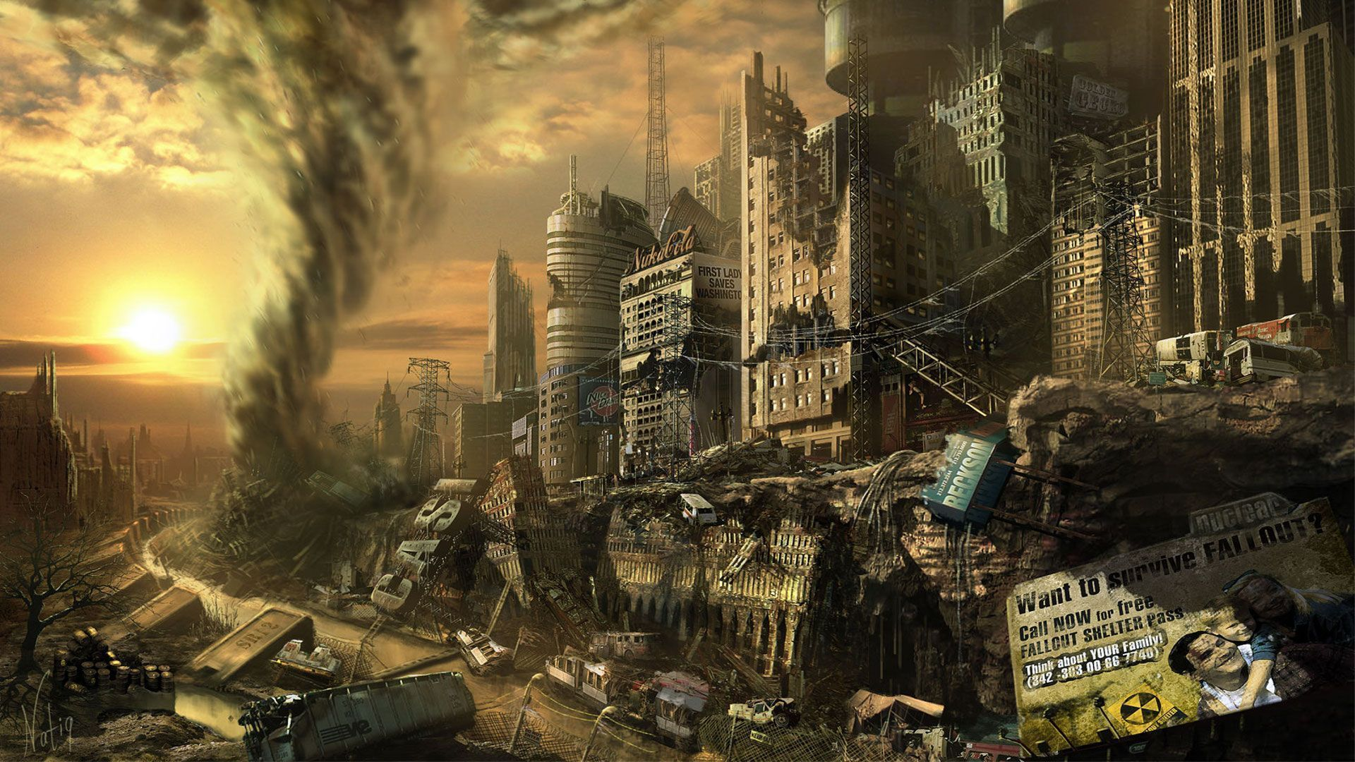Fallout 3 Wallpapers High Definition Fallout Wallpaper Fallout New Vegas Fallout 3 Wallpaper
