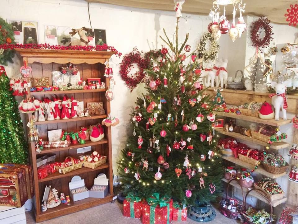 Our Shop Is Filled To The Brim With Gorgeous Christmas Decorations Lights And Gift Ideas Follow Fresh Christmas Trees Real Christmas Tree Gorgeous Christmas