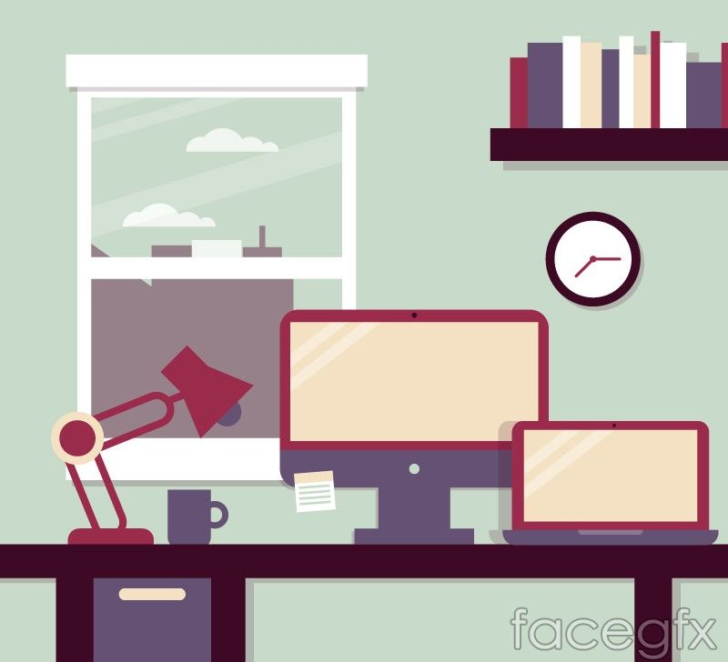 creative table background vector for free download with