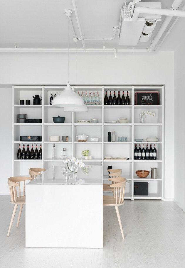A Minimalist Apartment by Tai & Architectural Design » CONTEMPORIST