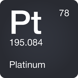 Periodic table 2017 android icon material design icons pinterest periodic table 2017 android icon urtaz Images