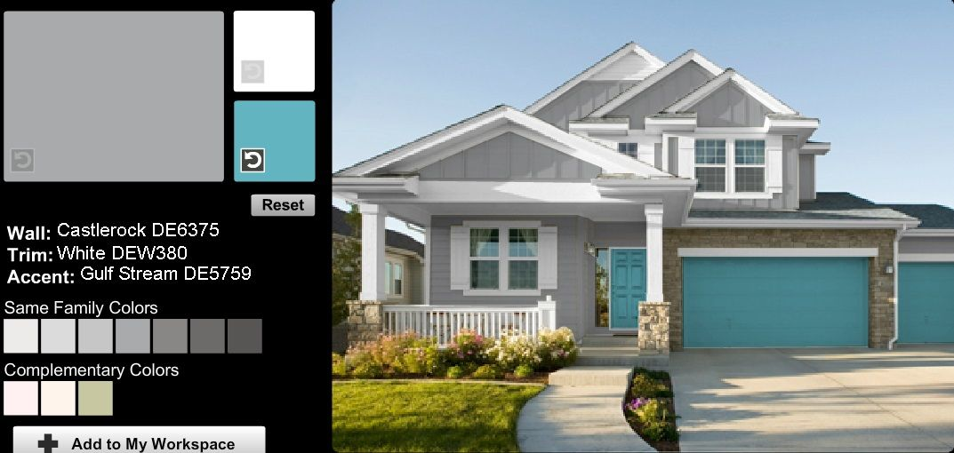 Dunn Edwards Exterior Paint Color Chart Bing Images Colours For Reno Pinterest Paint