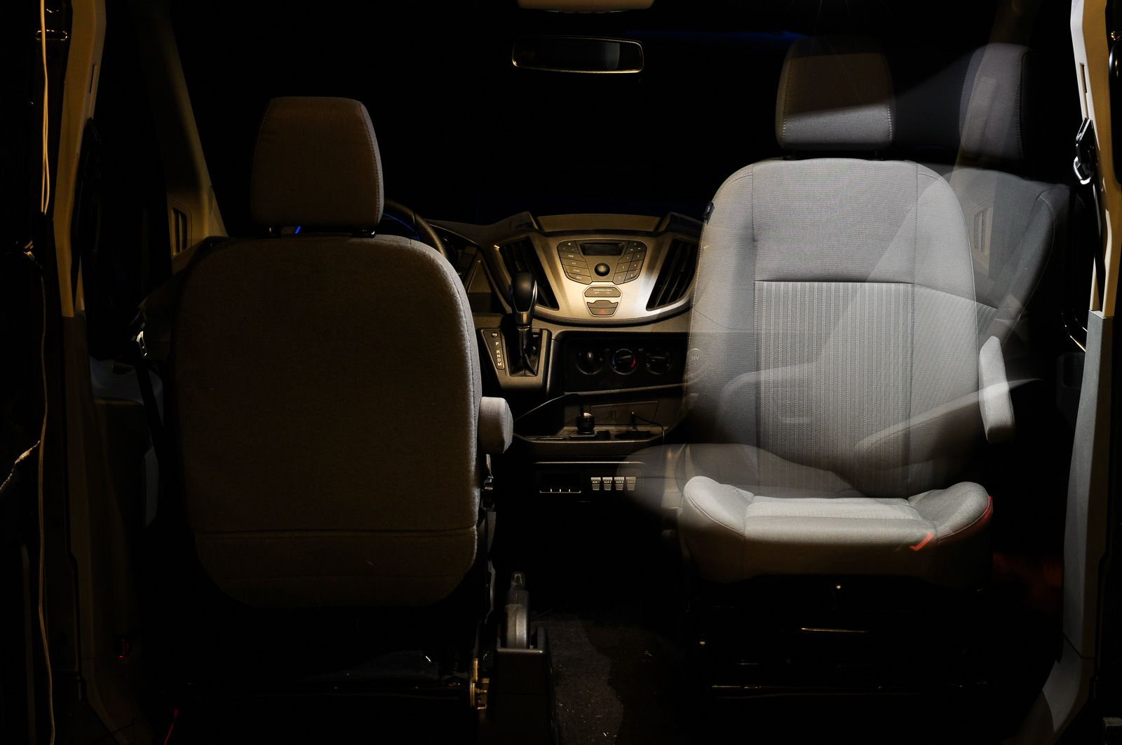 Passenger Swivel Seat Installation Ford Transit Campervan Ford Transit Van Conversion