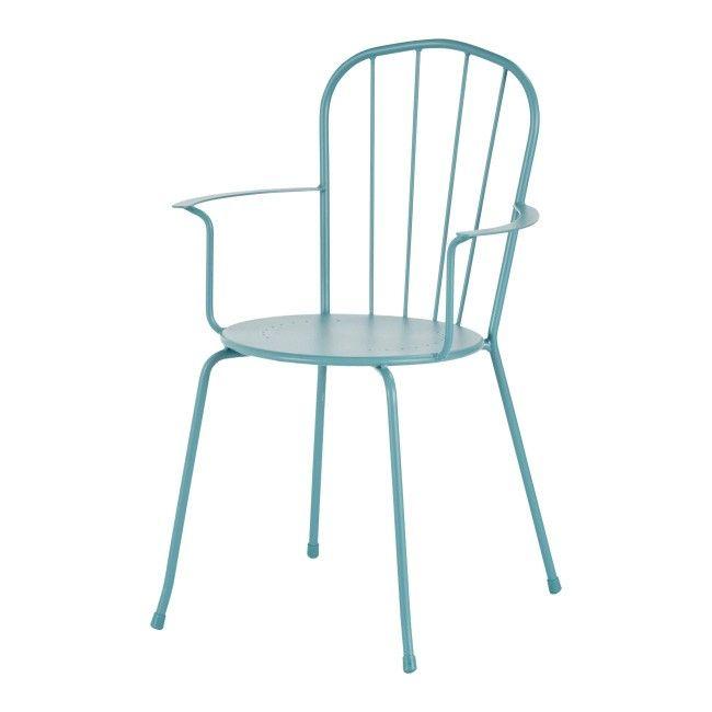 Krzeslo Blooma Gloria 56 X 45 X 86 Cm Zielone Krzesla Meble Ogrodowe Meble I Dekoracje Ogrodowe Ogrod Home Decor Furniture Decor