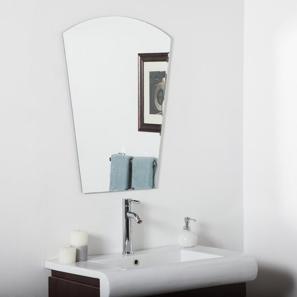 Decor Wonderland Paris Mirror 23 6 In Arch Mirror Ssm3005 Rona Mirror Wall Bathroom Modern Bathroom Mirrors Mirror Wall