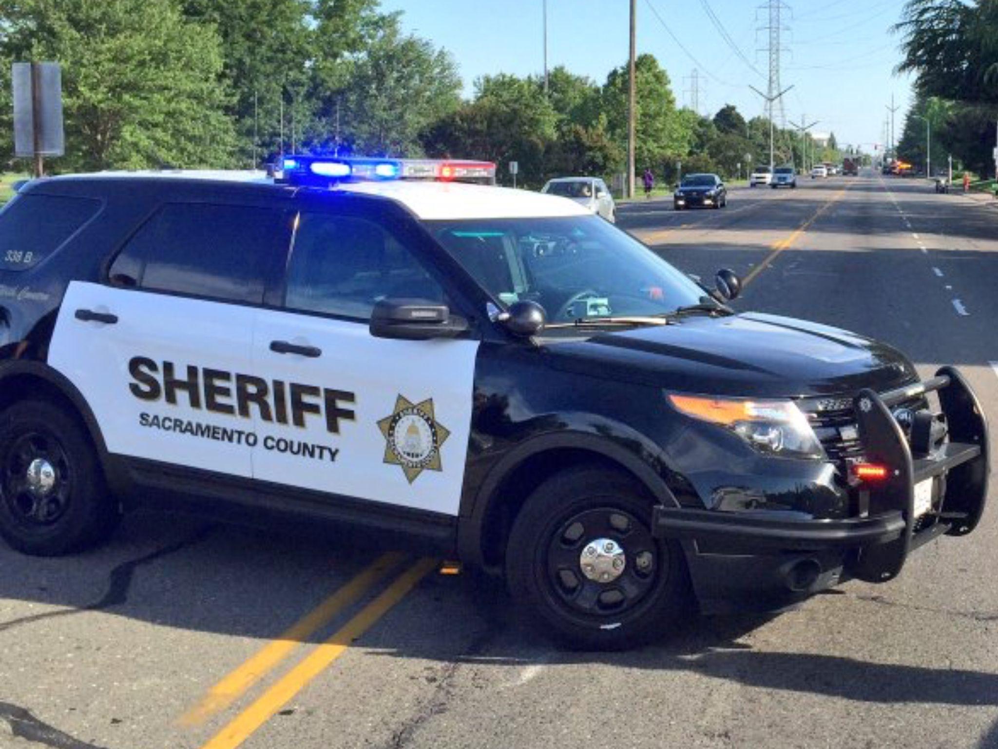 Sacramento Sheriff Ford Explorer Police Cars Emergency Vehicles Emergency Service