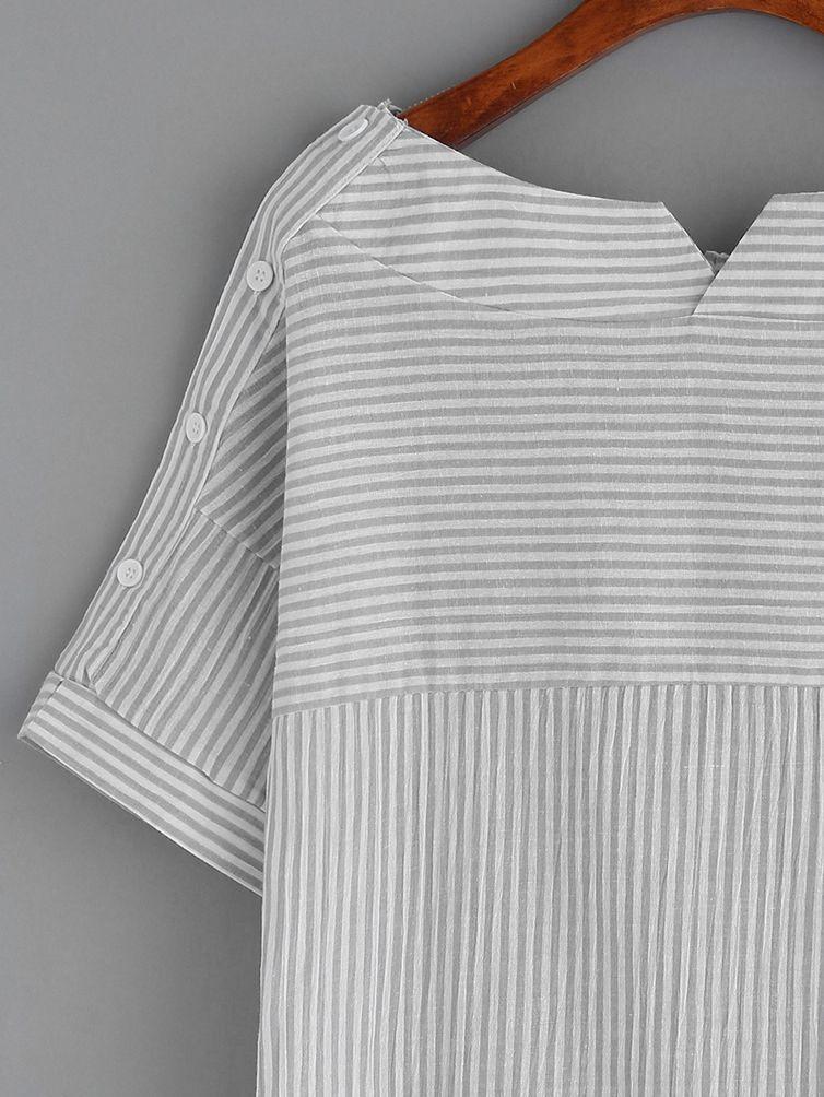 Blusa Nath Bordada | Ropa reciclada, Blusas y Blusas bonitas