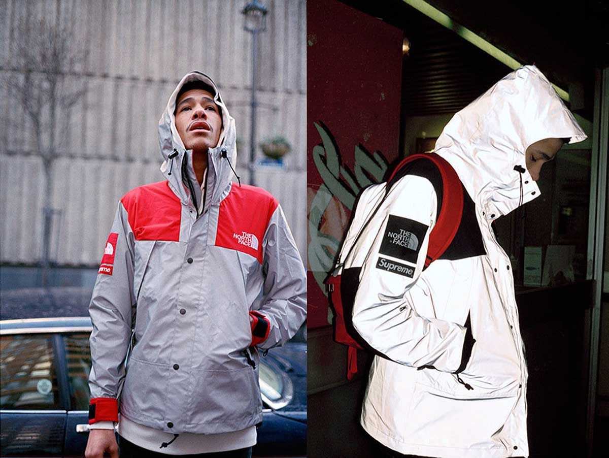 Supreme x The North Face 3M Jacket