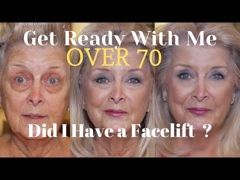 Chatty GetReadyWithMe ~ DID I HAVE A FACELIFT? ~ O