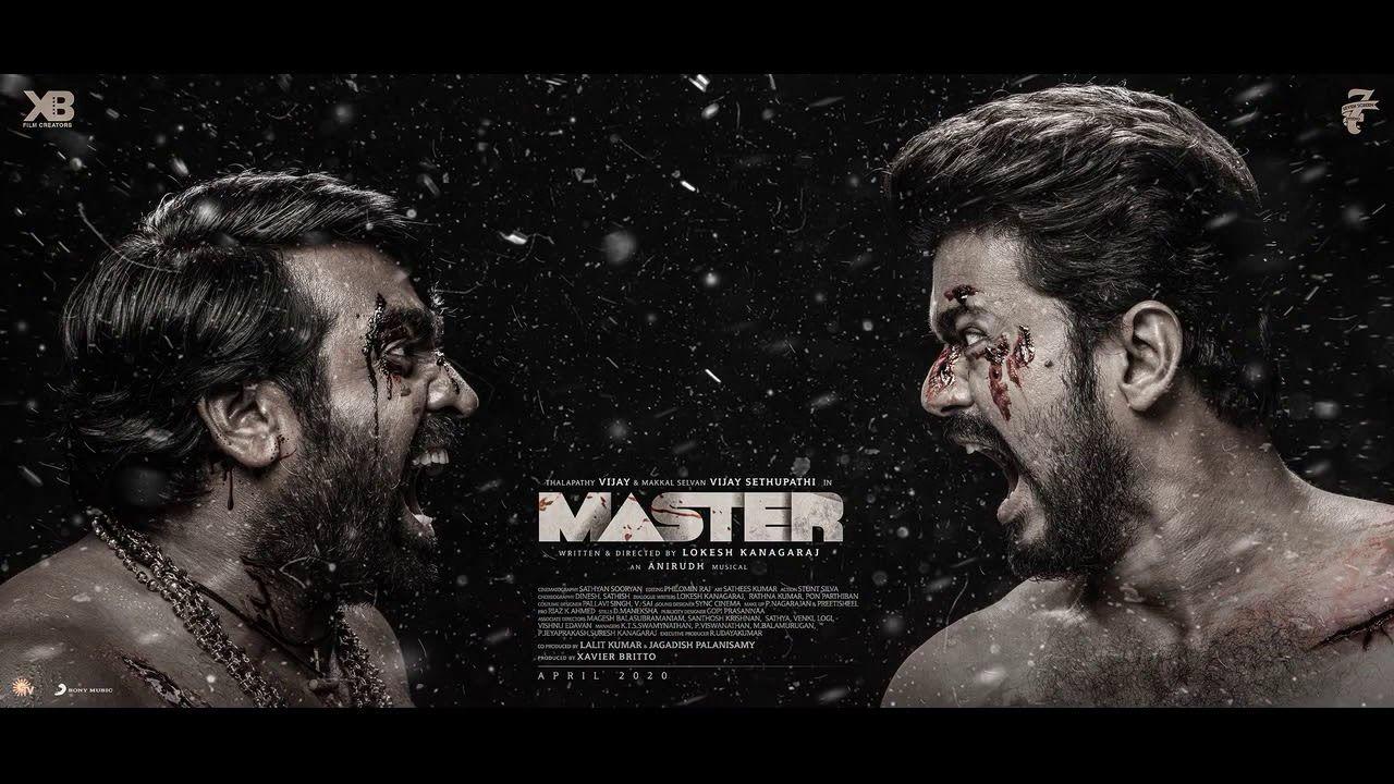 Master Vijay Actor Master Music Tamil Ringtones