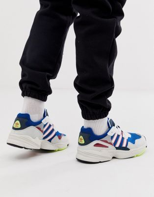 adidas Originals yung-96 trainers in