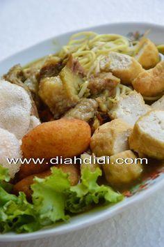 Diah Didi S Kitchen Tahu Campur Surabaya Resep Masakan Resep Tahu Masakan