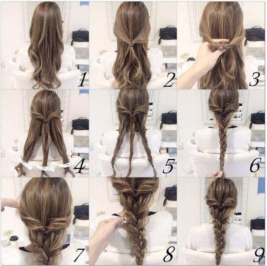 Tresses Faciles et Pratiques Pour Tous Les Jours Hair