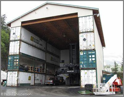 Cargotecture by AML | Terra Incognita