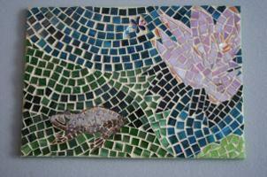 кафельная мозаика своими руками - mimege.ru