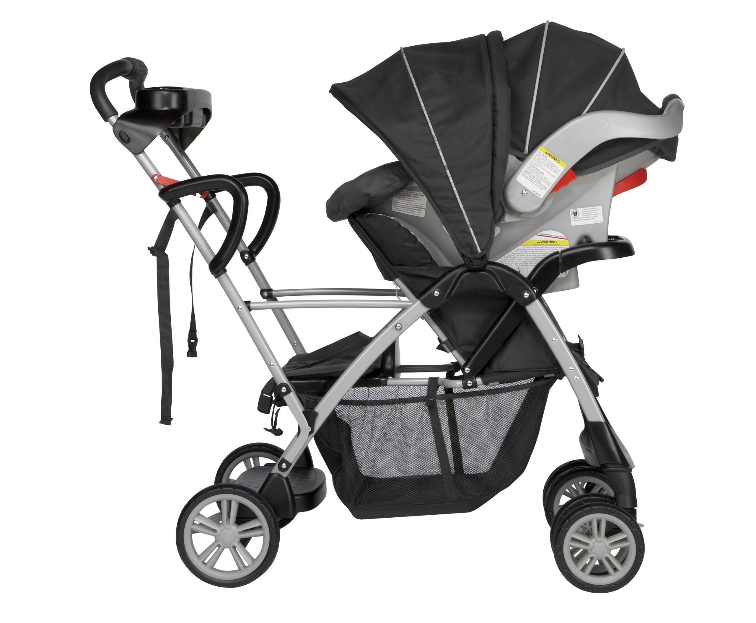 Graco RoomFor2 Stand and Ride Classic Connect