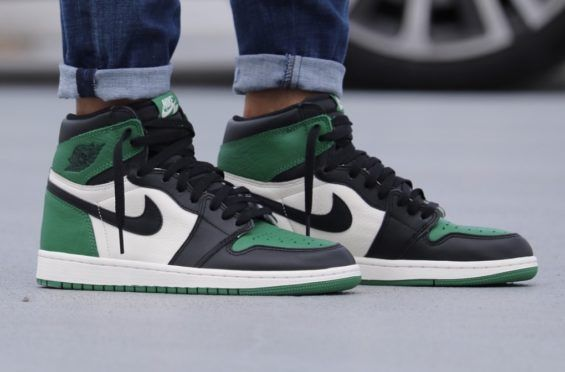 competitive price e1e4e 210d6 What Would You Rate The Air Jordan 1 Retro High OG Pine Green  More  colorways