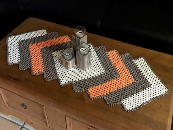h keln tischl ufer grannydecke deutsch englisch und italienisch quilt crocheting. Black Bedroom Furniture Sets. Home Design Ideas